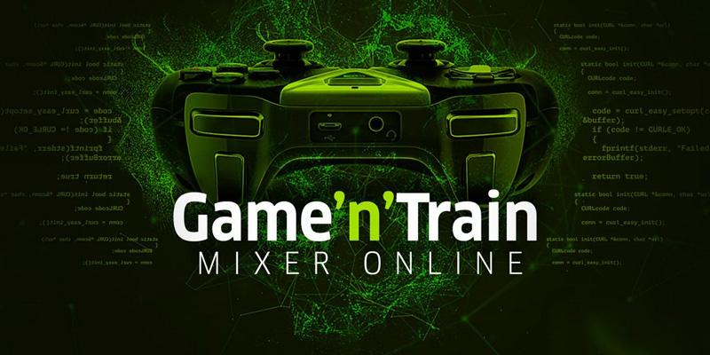 game mixer