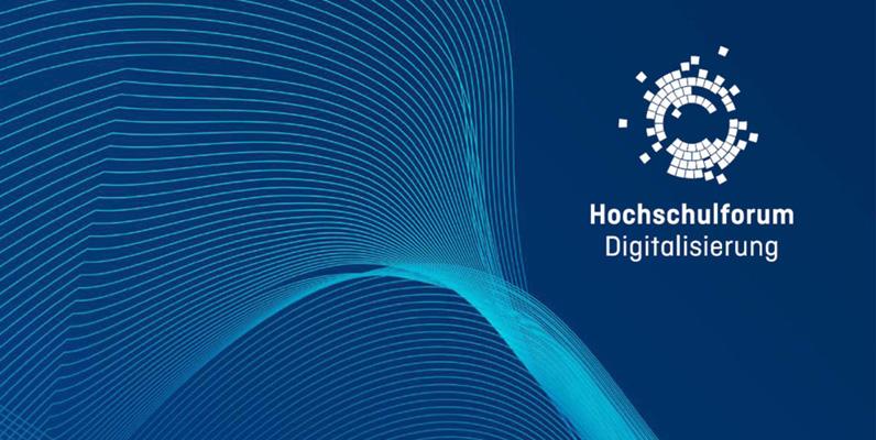 Hochschulforum Digitalisierung (HFD) blau
