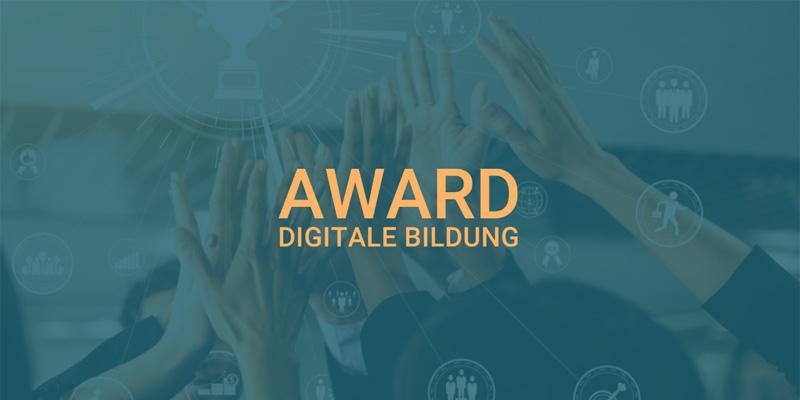 award digitale bildung