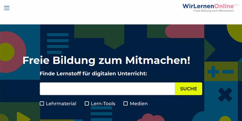 WirLernenOnline | WLO Plug-ins