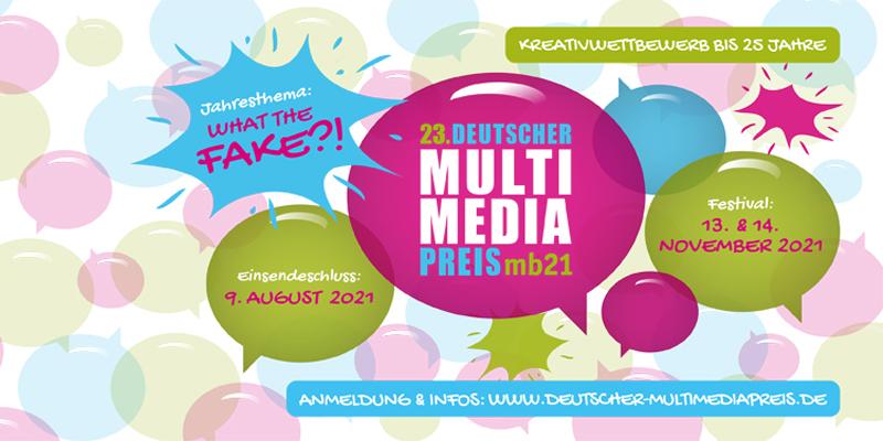 Deutscher Multimediapreis mb21