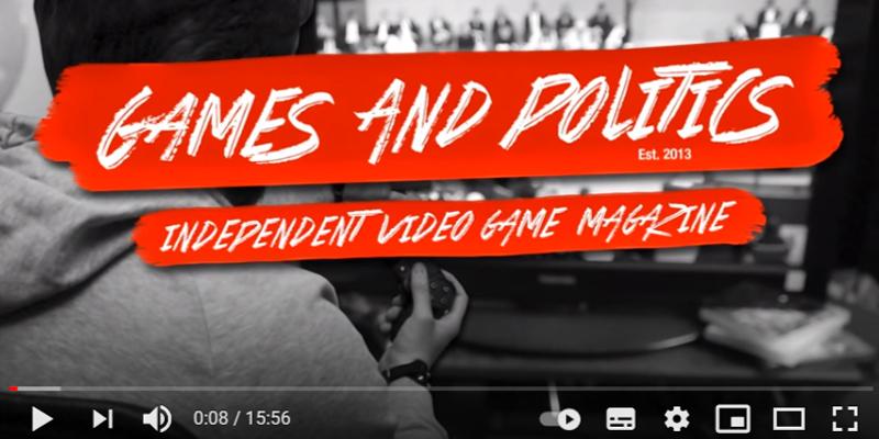 Games'n'Politics