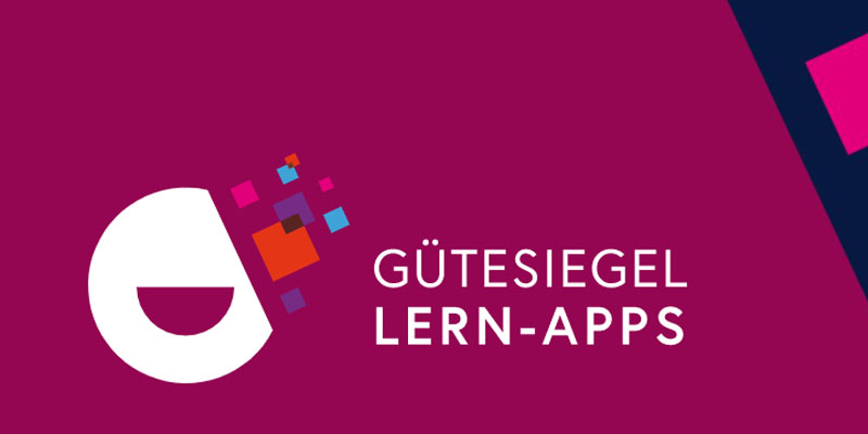 gütesiegel lern-apps