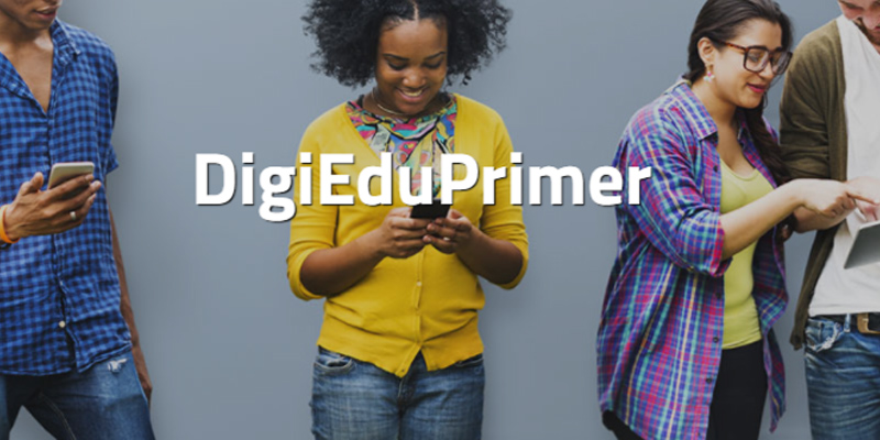 DigiEduPrimer: Help children how to read!