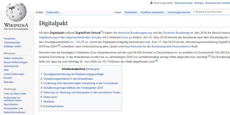 Männer (weitgehend) unter sich: Wikipedia leidet unter fehlender Diversität